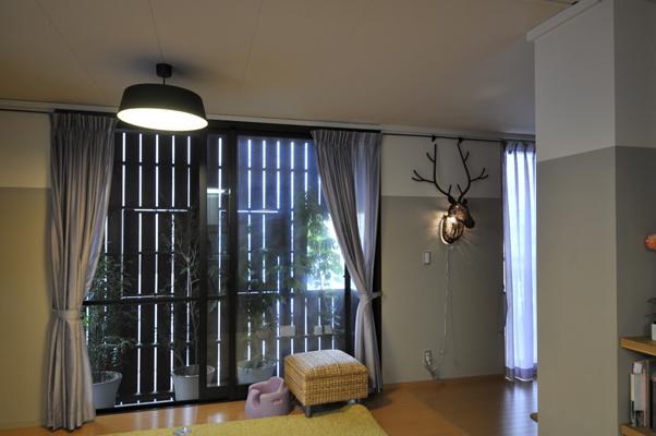 槻田の住宅